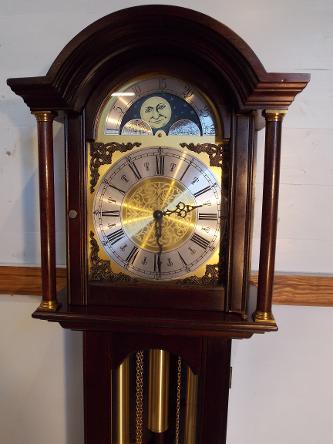 S A Owen Clocks