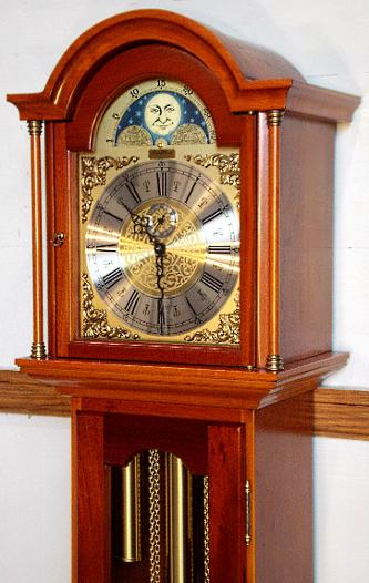 New and Used Grandfather Clocks